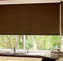 Как выбрать подходящие рулонные шторы?