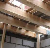 Особенности расчета деревянного перекрытия