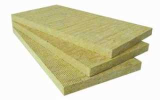 Основные характеристики базальтового утеплителя