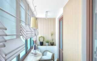Как сделать занавески для балкона своими руками?