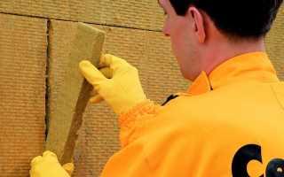 Как правильно выбрать утеплитель для стен