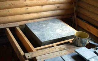 Особенность постройки фундамента для камина