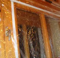 От пластикового окна тянет холодом что делать